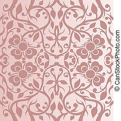Floral pattern - illustration