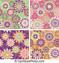 Floral Pattern Spring