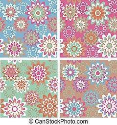 Floral Pattern Summer