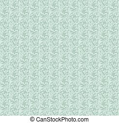 Floral pattern. Wallpaper baroque, damask. Seamless vector backg