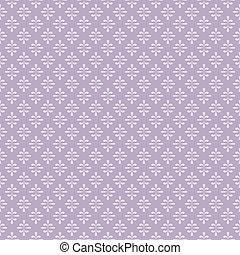 floral, pattern., wdamask