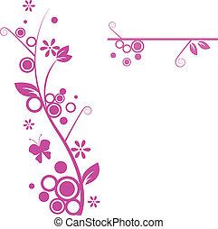 floral, projetos