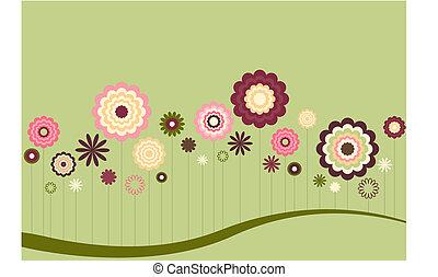 floral, resumen