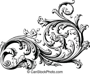 filigree clip art and stock illustrations 56 383 filigree eps rh canstockphoto com filigree clip art designs filigree clipart black