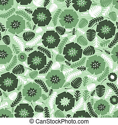 Floral - seamless pattern