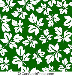 floral seamless pattern for your de