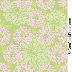 Floral seamless pattern - vintage floral seamless pattern