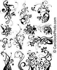 floral tervezés, alapismeretek