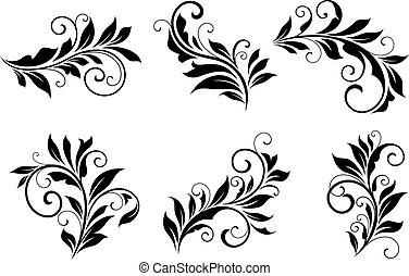 floral, vastgesteld ontwerp, communie
