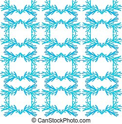 Floral watercolor vector. Seamless abstract hand-drawn  pattern.Bright background.