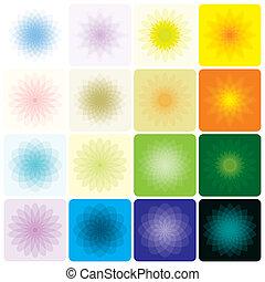 Florals Geometric