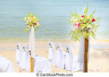 floreale, cerimonia, matrimonio