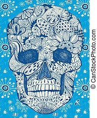 floreale, cranio