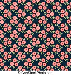 floreale, fondo., delicato