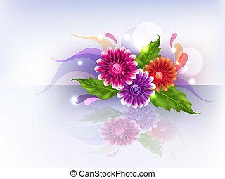 floreale, maglia