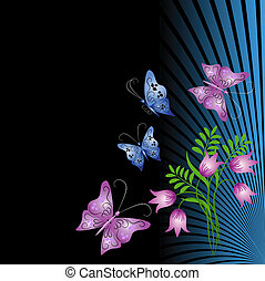 floreale, ornamento
