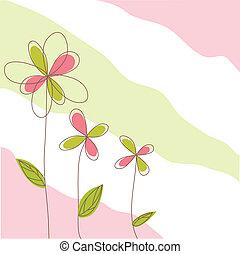 floreale, scheda