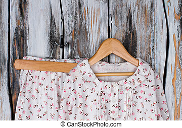 floreale, set, pigiama