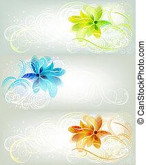 floreale, sfondi