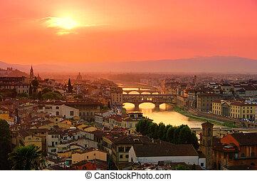 Florence bridge 02
