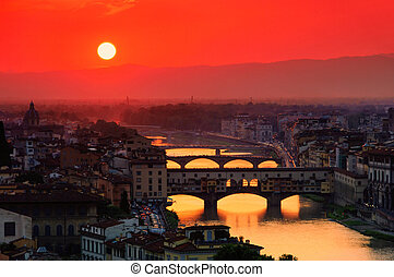 Florence bridge 04