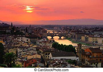 Florence bridge 07