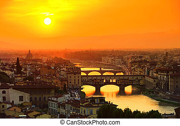 Florence bridge 12