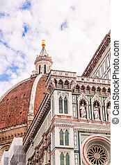 "Florence Cathedral ""Duomo"" Santa Maria del Fiore, Italy"
