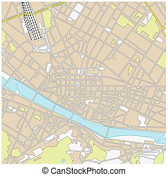 florence city map