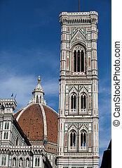 Florence - Duomo and Campanile