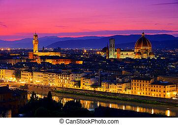 Florence evening 01