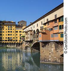 Florence Old Bridge,