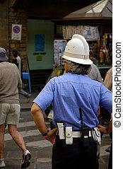 Florence Policeman