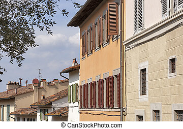 Florence residential architecture