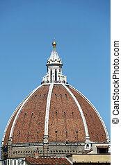 florence-the, cúpula, de, catedral, de, santa maria del...