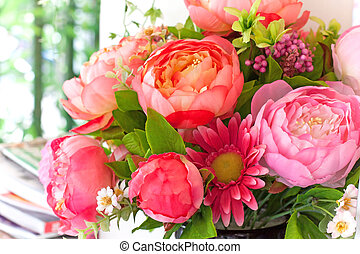 flores, buquet