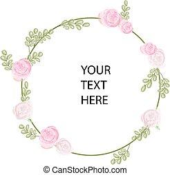 flores, copyspace