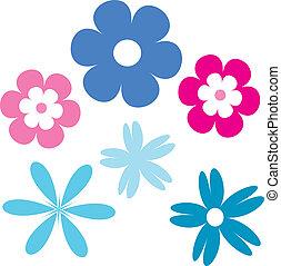 flores, jardim
