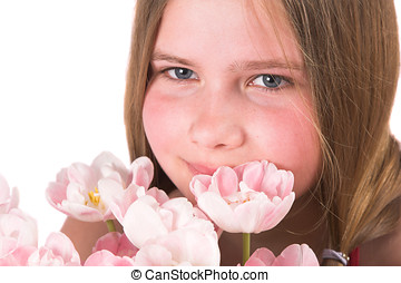 flores, para, mother\\\'s, dia