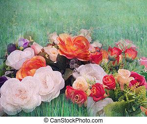 flores, ramo