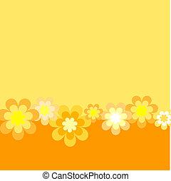 flores retro