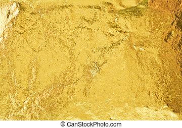 florett, guld