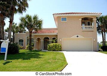 Florida Beach Home For Sale