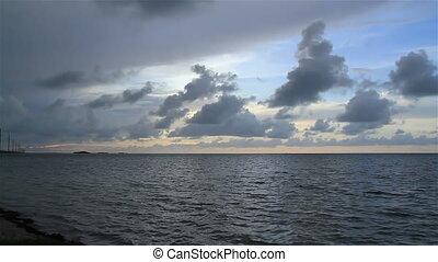Florida Keys beautiful ocean view