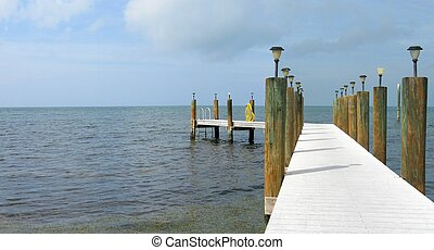 Florida Keys - Holiday scenery of Florida Keys.