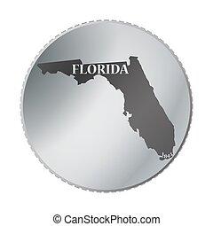 Florida State Coin