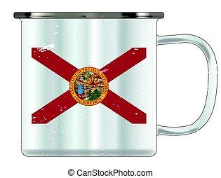 Florida Tin Cup