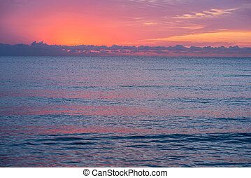 florida, východ slunce, 11