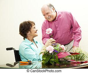 Florist - Helpful Husband