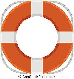 flotador, rescate